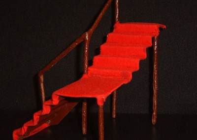 Doll-house stairs